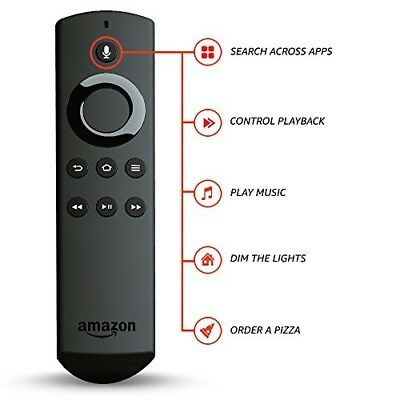 Amazon Fire Stick Tv 4K with all-new Alexa Voice Remote, streaming media player.