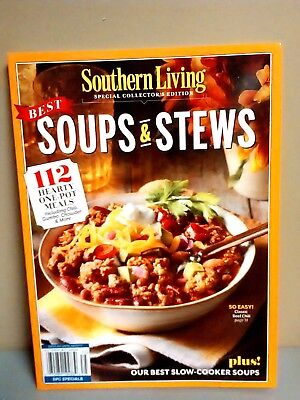 Southern Living Best Soup & Stews 2017 Special Edition