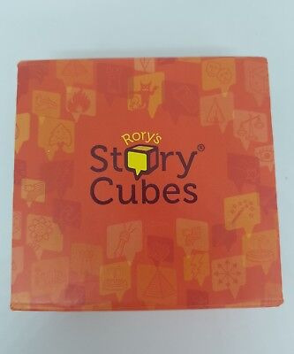 RORY'S STORY ROLLING Dice Cubes Creative Problem Solving Puzzle Game Toy