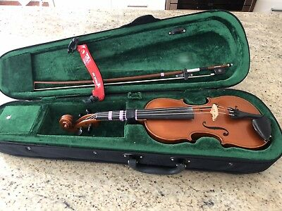 Gliga II Violin, 1/4 Made In Romania