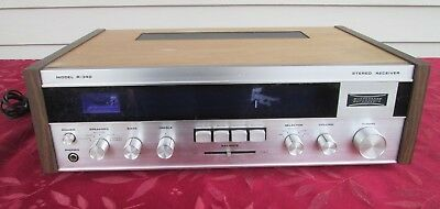 Vintage Superscope R-340 by Marantz AM / FM Stereo Receiver    WORKS