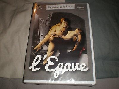 l' epave (andré le galll)  dvd neuf sous blister
