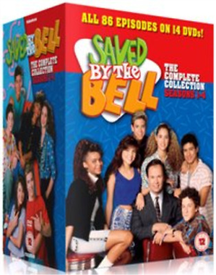 Mark-Paul Gosselaar, Mario ...-Saved By the Bell: The Complete Series DVD NUOVO