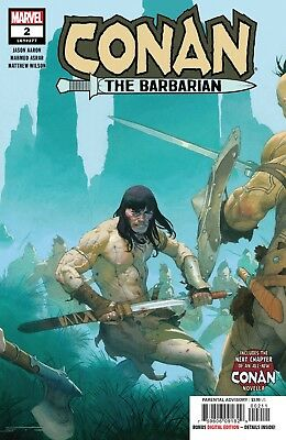 CONAN THE BARBARIAN #2 Marvel Comics (2019)