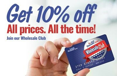 Golf Clearance Outlet Wholesale Club. Golf Membership. Golf Discount Equipment.
