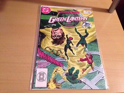 Green Lantern #221 In Vf. Millennium Week #7