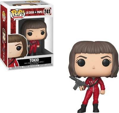 Funko Pop! Television: Money Heist - Tokiow 741 34488 Vinyl Figure