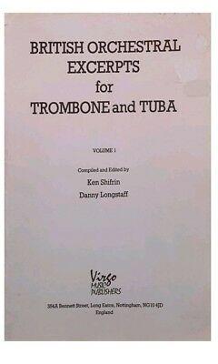 Trombone and Tuba British Orchestral Excerpts
