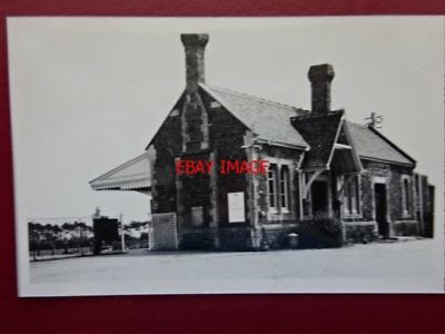Photo  Clutton Railway Station Exterior Pensford - Hallatrow. Bristol To Radstoc