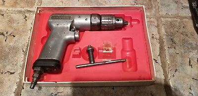 Snap-On Air Drill 3/8 Reverible Variable Speed Pdr3 N/r