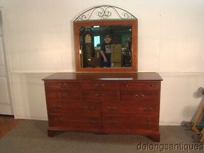 45785:Kincaid Solid Cherry Dresser w/ Mirror