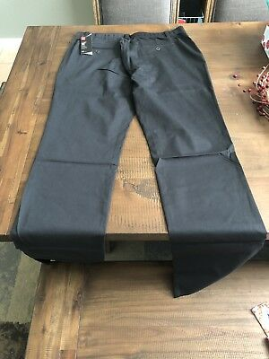 NWT Under Armour UA Men's Performance Sideline Pants Stretch Black Size 36 New