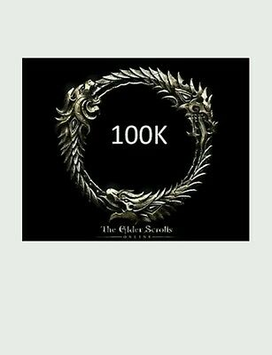 100,000 Gold ESO online, Xbox One EU Server. Fast Delivery