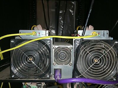 Antminer Z9 Mini - Stable 14K+ sols (6 out of 20)
