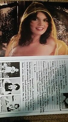 Model Lorraine Michaels Playmate Signed Autographed Playboy Magazine Centerfold