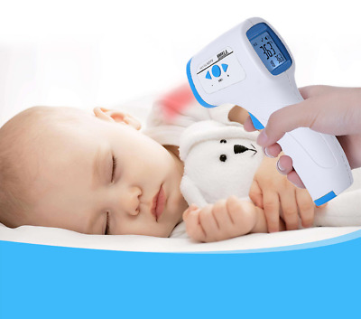 New Accurate Handheld Baby Care Digital Infrared Thermometer Electronic Non-Cont