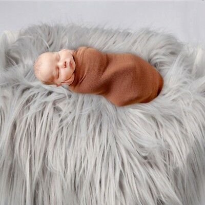 Newborn Baby Kids Child Photography Photo Shoot Props Outfits Blanket Wraps  swe