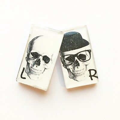 Pair of X-ray Markers. Up to 3 initials/numbers
