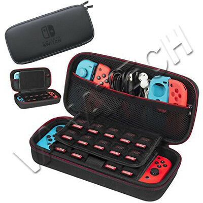 Borsa Custodia Portatile Per Nintendo Switch Vari Colori Impermeabile Accessori