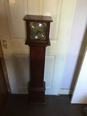A Vintage Westminster Chimes Granddaughter Clock