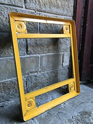 Heavy Duty Angle Iron Skate Dolly Sack barrow Cart Can Deliver