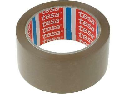 TESA-4263-48TAN Packing tapes L66m Width48mm Thick47.5um Colour brown 4263 TESA