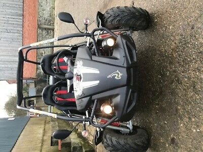 Hammerhead Gts 150 Off Road Buggy