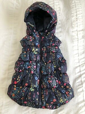 Girls NEXT gilet age 3-4 Years New Without Tags