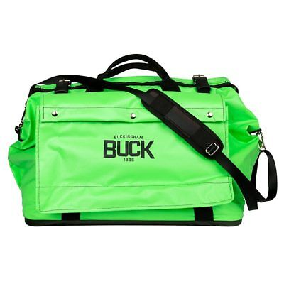 Buckingham 47333G9R5S Green Buck Big Mouth Bag