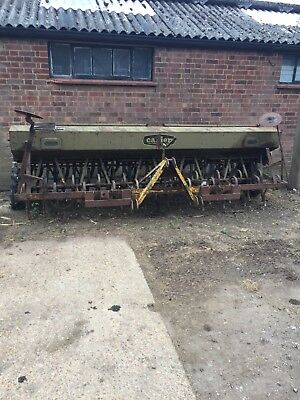 Carrier 433 Seed Drill