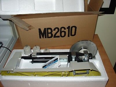 Triple Beam Mechanical Balance Scale 0.1g Weight Lab Business Home MB-2610