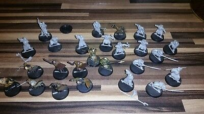 26 Warhammer Lord of the Rings Mordor Orcs