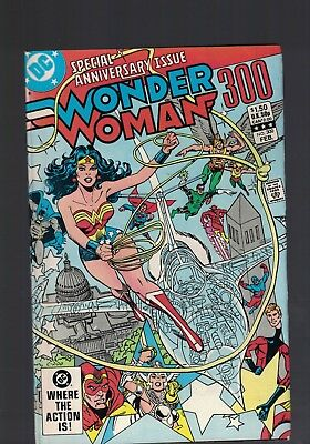DC Comic  WONDER WOMAN # 300 Feb 1983 $1.50 USA Special Anniversary Issue