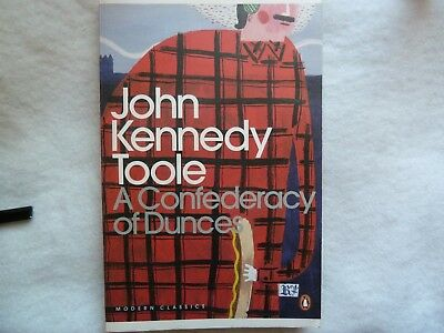 A Confederacy of Dunces by John Kennedy Toole (Paperback, 2000)