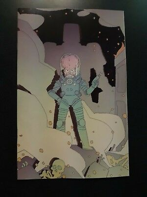 MARS ATTACKS #5 1:10 Anthony Marques Virgin Art Variant Dynamite Comic Book NM