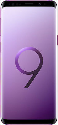 Samsung Galaxy S9 G960F Single Sim 64GB Lilac Purple, NEU Sonstige