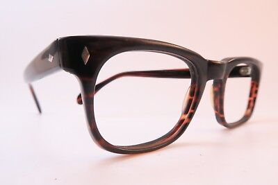 Vintage 50s eyeglasses frames acetate LOZZA size 48-22 made in Italy