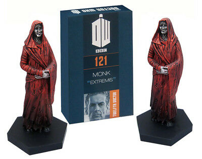 Doctor Who Figurine Collection #121 The Monks Eaglemoss