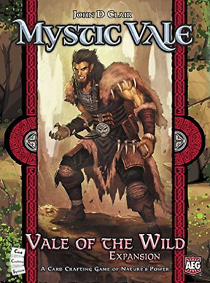 Vale of the Wild: Mystic Vale Expansion GAME NUEVO