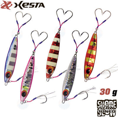 Xesta Métal Jig After Burner 12 Grammes POGD 5667