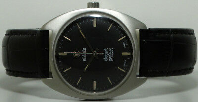 Vintage Roamer Winding Swiss Made Wrist Watch Old Used s558 Antique