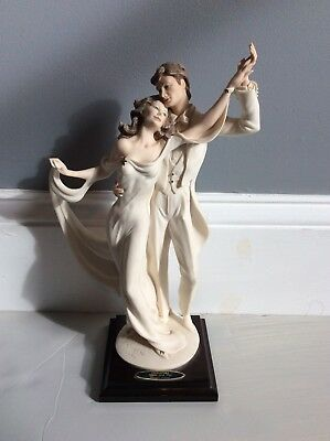 """Guiseppe Armani Unforgettable """"Night & Day"""" 1466 Florence Figurine"""
