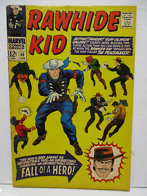 1967 Marvel- Rawhide Kid #56