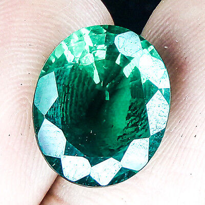 8.45 Gts Perfect Clean Huge Minor Oiled Rich Green Natural Emerald