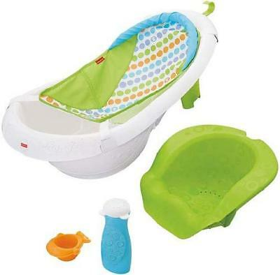 NEW Baby Bath Tub  Infant Toddler 4 IN 1 Mother's Helper shower baby seat
