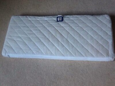 New Born Babies Bed Nest Mattress with Removable Cover 82cm X 32cm