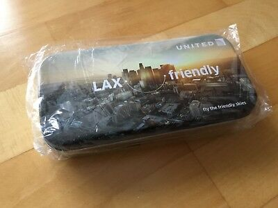 United Airlines Airlines Business/First Class Amenity Kit