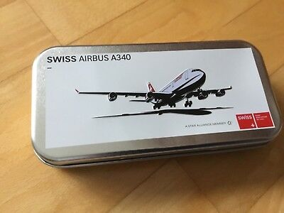 Swiss Airlines Business Class Amenity Kit A340