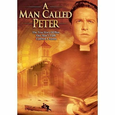 A Man Called Peter (DVD, 2005) New
