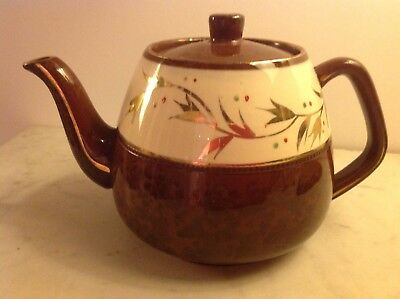 Traditional Arthur Wood Pottery English Vintage Teapot. Excellent Condition